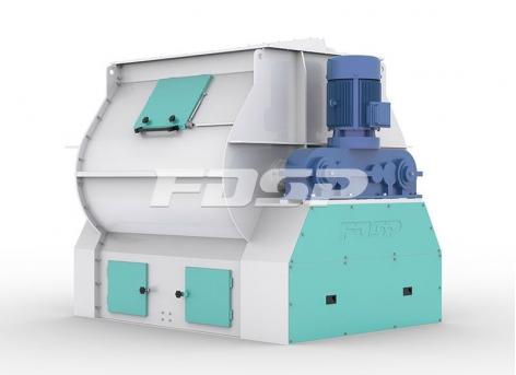 饲料厂设备SHSJz系列双轴高效混合机