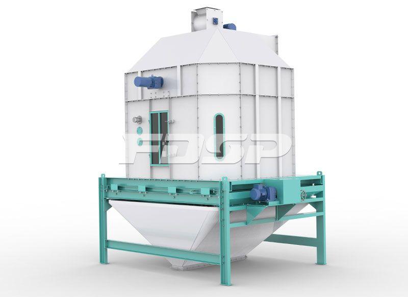 饲料冷却设备SKLN系列逆流式冷却器
