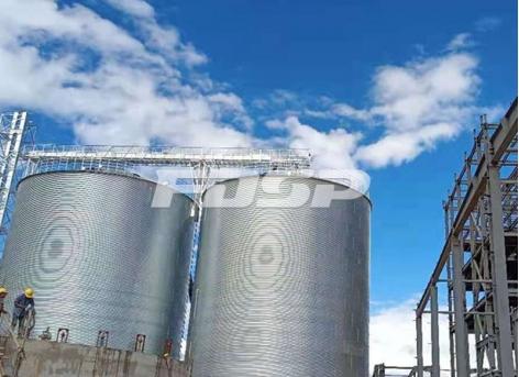 红河保税区时产60吨玉米深加工生产线