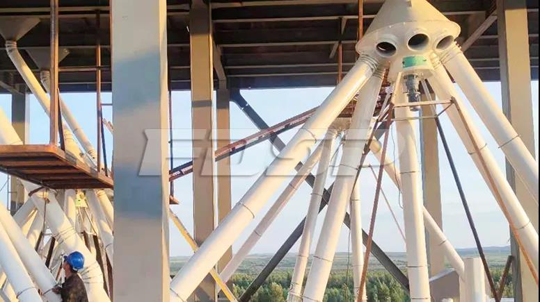 八月战报   良友股份四大项目工程搭建进行中!