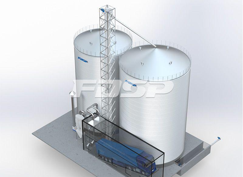 <b>饲料行业1-2000T&1-3000T玉米仓工</b>