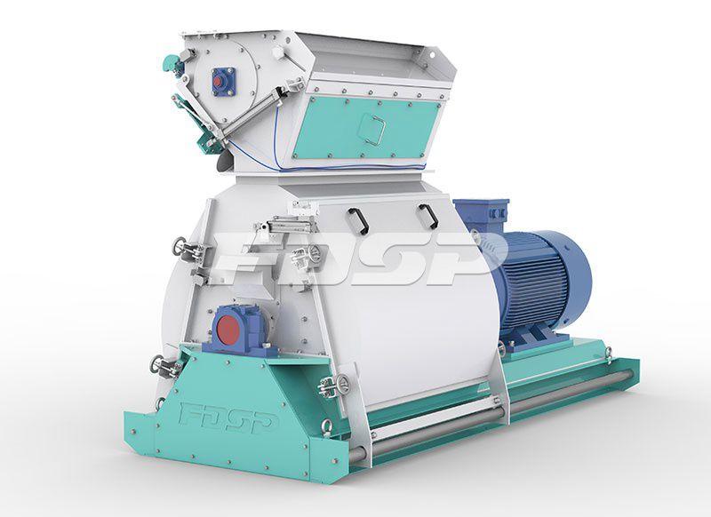 <b>饲料机械SFSP668系列水滴型宽</b>