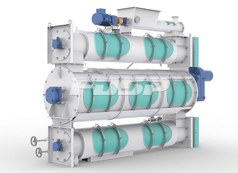 制粒机调质器SBZQ保质器+b2调质器