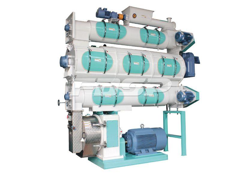 饲料机械SZLH420b2+保质器高档水产