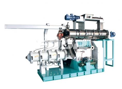 饲料膨化机SPHG系列原料膨化机