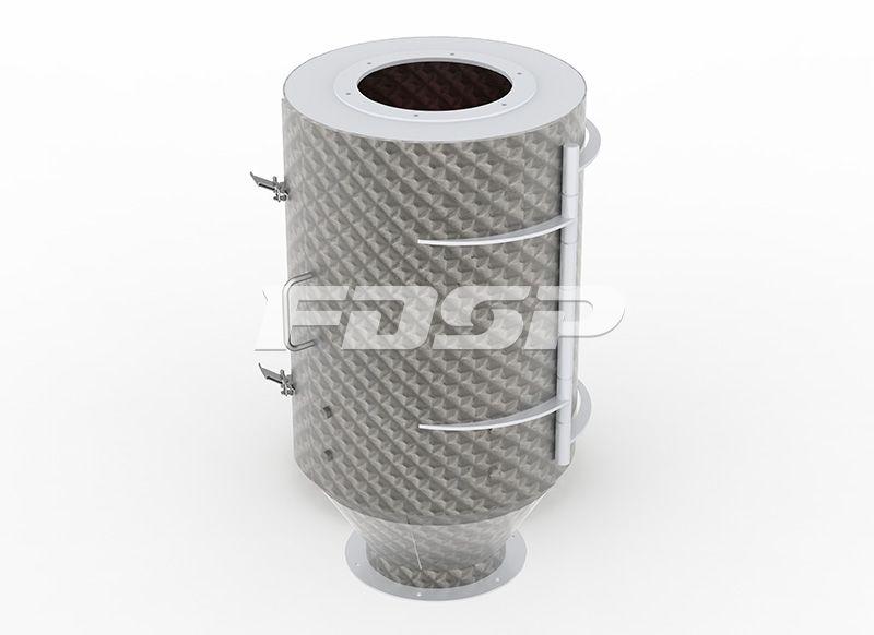 饲料机械清理设备TCXT 系列永磁筒