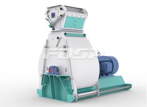 饲料厂设备SFSP998系列水滴型粉碎机