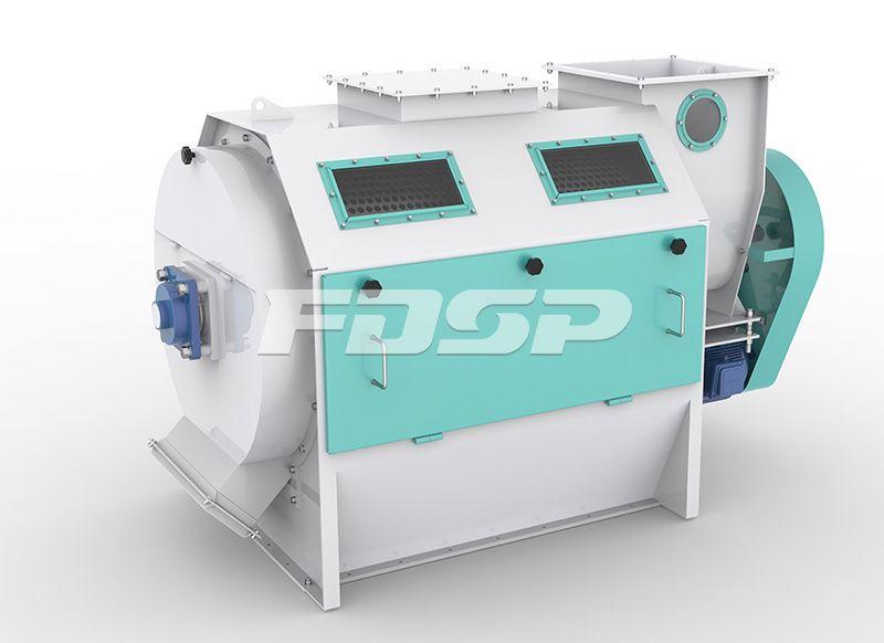 饲料厂机械设备SQLZ系列粉料清理筛