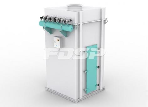 饲料机械除尘设备TBLMF系列脉冲除尘器