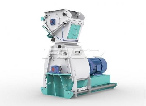 饲料工程设备SFSP568系列水滴型粉碎机
