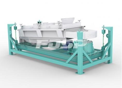 饲料机械设备SFJH80×2C 系列分级筛