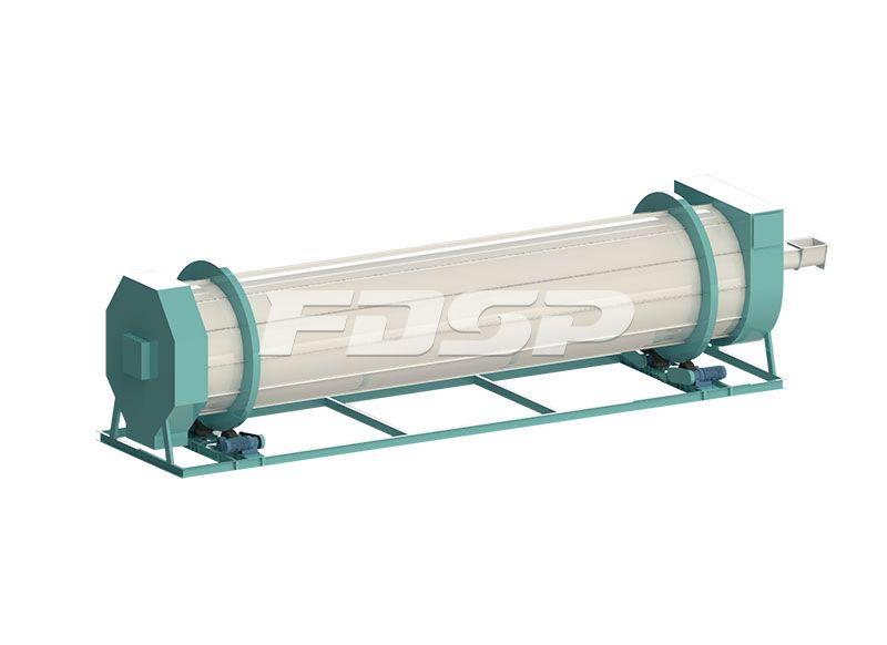 <b>LYHG 单层滚筒式烘干机</b>